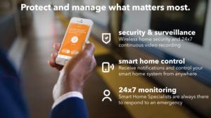 WTS Wesson Tech Services vivint. SmartHome Authorized Dealer